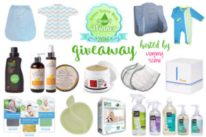 Enter to win a fabulous collection of prizes! (ends 11/20/16) #gsmAwards #mommyscene@greenscenemom