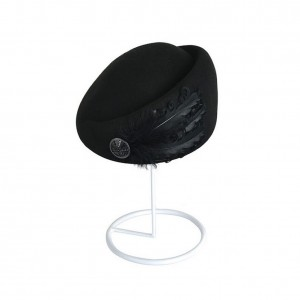 *Hot* Save 15%  Vintage Feather Beret $10.67 with Free Shipping