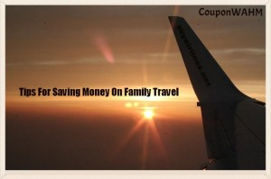 Tips For Saving Money On Family Travel