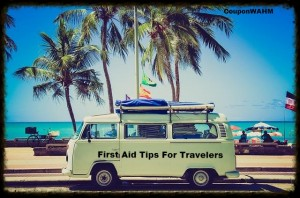 First Aid Tips For Travelers