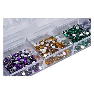 3,000 Nail Art Gems – Mixed Colors And Shapes – Only $4.79 Plus FREE Shipping!