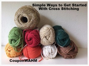 Simple Ways to Get Started Wit Cross Stitching