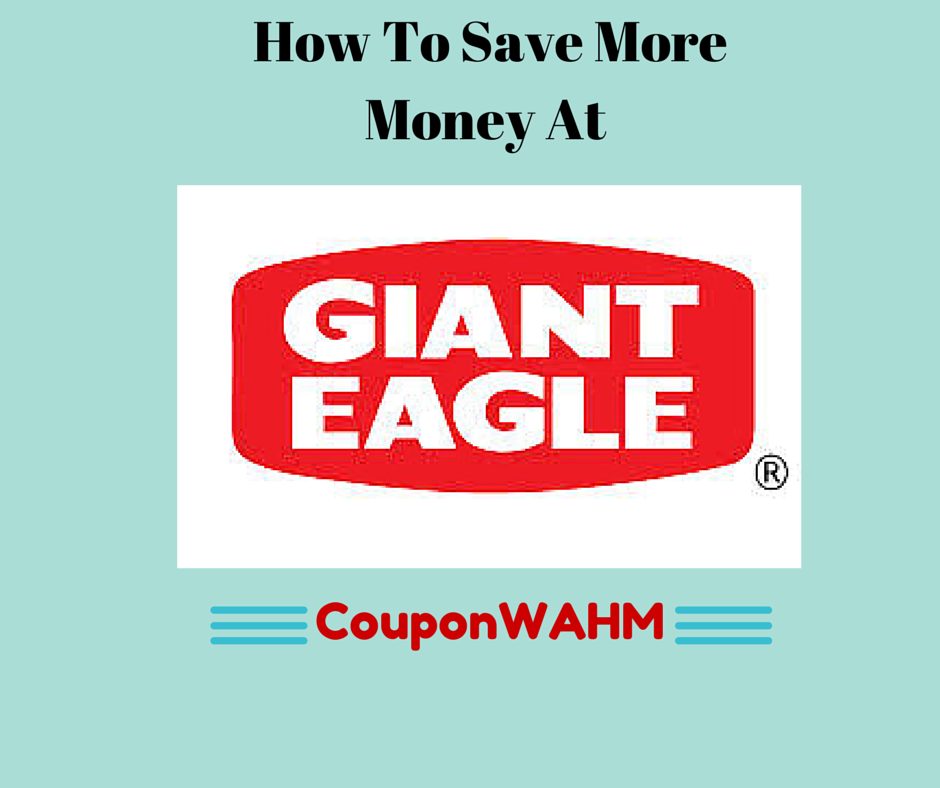 How To Save More Money At Giant Eagle