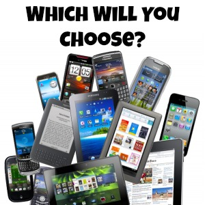 #bloggers needed: Choose Your Gadget Event