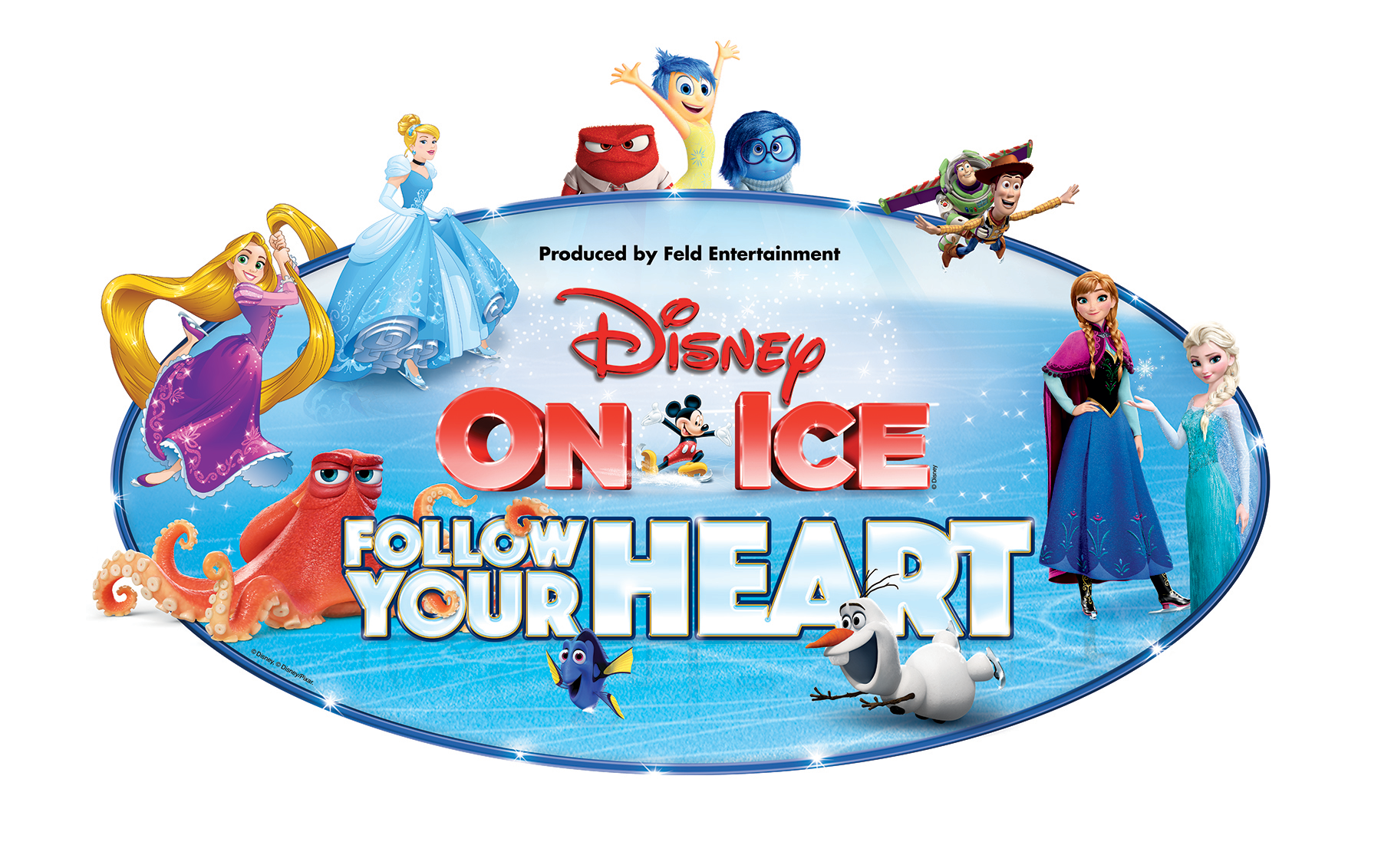 Enter to WIN TICKETS to Disney On Ice Follow Your Heart #giveaways