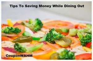 Tips To Saving Money While Dining Out