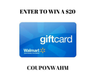 Enter to win a $10 Walmart Gift Card #DogDaysGiveaways