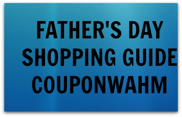 FATHERS DAY SHOPPING GUIDE
