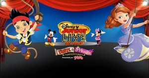 Enter to #win A family 4 Packs of Tickets to #Disney Live Pirate & Princess Adventure #giveaways