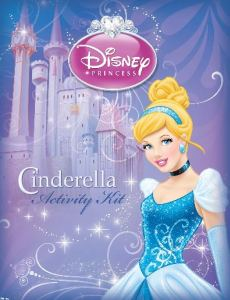 FREE Printable Cinderella Activity Kit!
