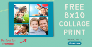 FREE 8 X 10 Photo Collage from Walgreens plus free shipping (ends 6/15)