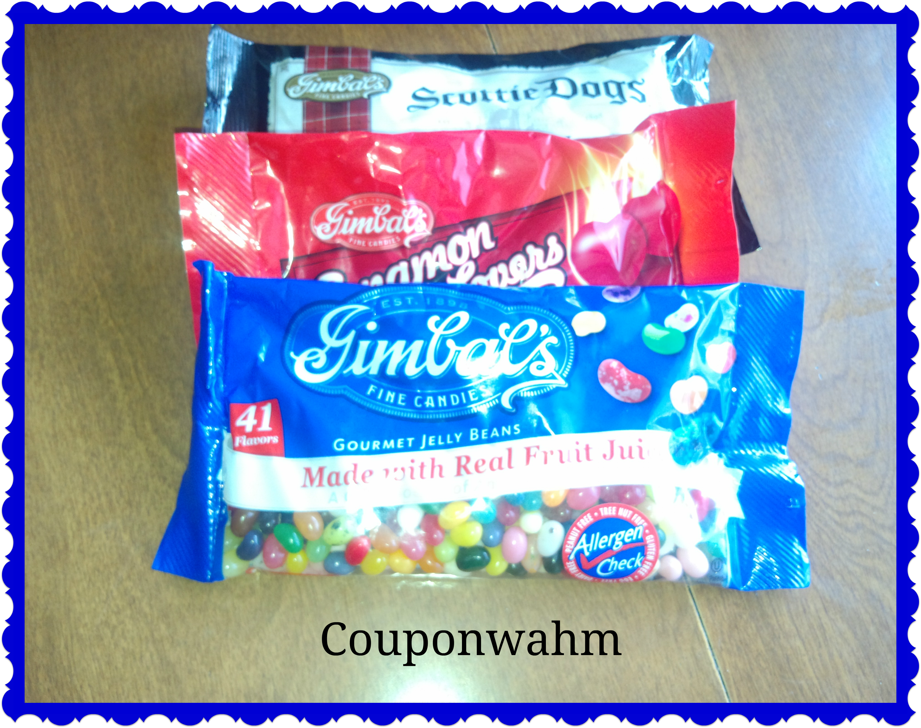Gimbals Fine Candies Offers Allergen Free Candies  #reviews