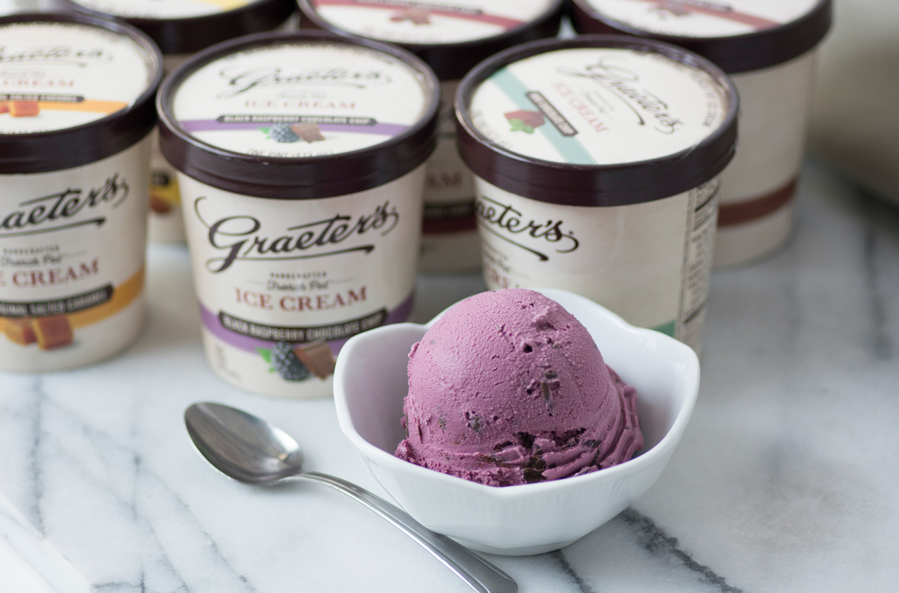 Graeter's Ice Cream Offers The World's Finest Ice Cream Perfect For The Holiday's