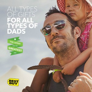 Get The Greatest Gifts For The #GreatestDad @BestBuy