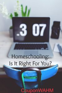 Homeschooling: Is It Right For You?