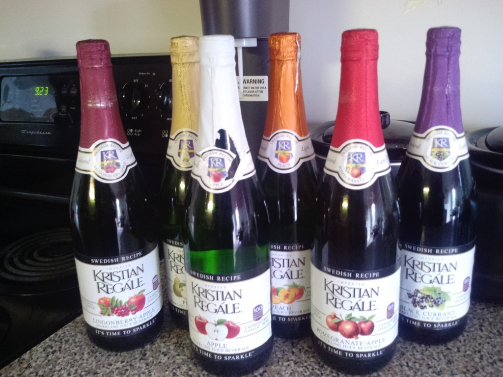 Kristian Regale Natural Sparkling Juice