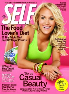 FREE 1 YEAR SUBSCRIPTION TO SELF MAGAZINE