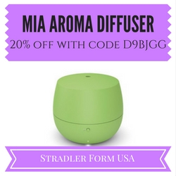 Enter for your chance to win a MIA Aroma Diffuser #Giveaways (ends on 11/25)