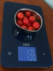 The Mira Glass Digital Scale: Affordable,Accurate and Space Saving