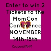 MOMCON GIVEAWAY