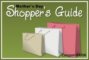 Mother's Day Shoppers Guide