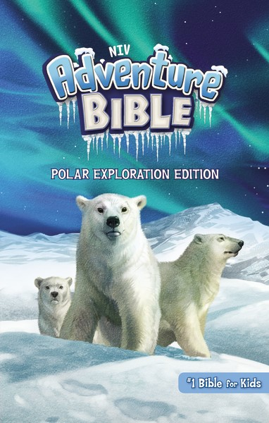Children Can Take An Adventure Through God's Word With The #PolarAdventureBible  #FlyBy