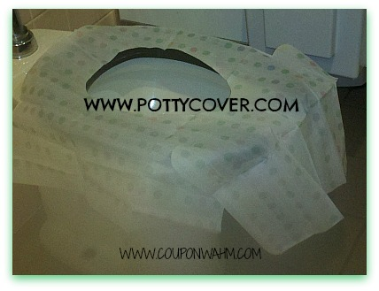 POTTY COVER REVIEW