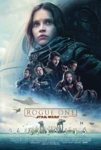 #ROGUEONE: A STAR WARS STORY TRAILER
