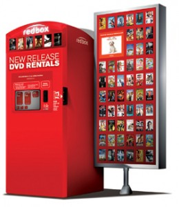 Free one-night Redbox movie rental