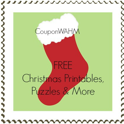#Free Christmas Printables,Puzzles, Games & More
