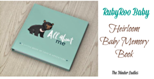 Enter for a chance to win a Baby Memory Book (ends 11/27/16) #giveaways