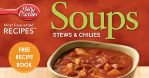 Free Betty Crocker Recipe E-Book: Soups, Stews and More