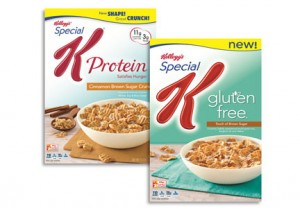 Kellogg's Special K Cereal $0.80 per box at Most Target Stores