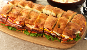 Make Your Super Bowl Party A #HoneyBakedGameDay