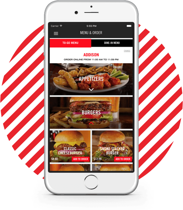FREE TGI Friday's Appetizer When You Download New Smartphone App!