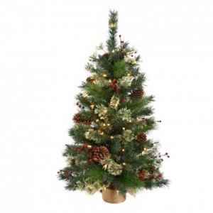 Looking for Holiday Decor? Make Christmas Eve Trees Your First Stop