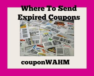 Where To Send Expired Coupons