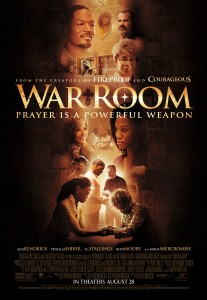 War Room Hits Movie Theater's August 28th