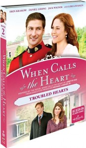 When Calls The Heart TROUBLED HEARTS Comes To DVD April 19, 2016 #shoutfactory