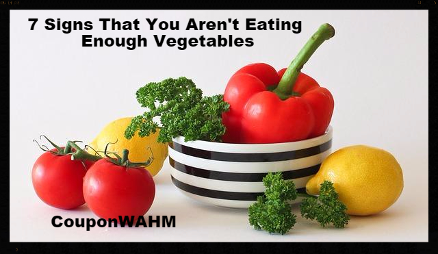 7 Signs That You Aren't Eating Enough Vegetables