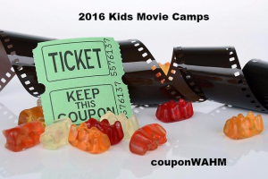 2016 Kids Movie Camps
