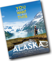 FREE ~ Alaska Travel Guide