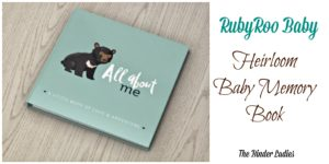 Enter to win a Baby Memory Book #giveaways