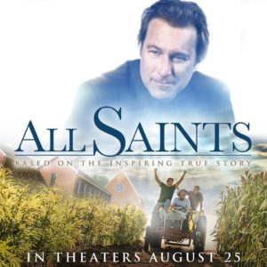#AllSaintsFlyBy coming to theaters August 25th  #FlyBy