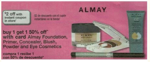 #free Almay Lip Balm at Walgreens (ends 1/4/14)