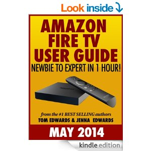 #free Amazon Fire TV User Guide Ebook (ends 6/3)