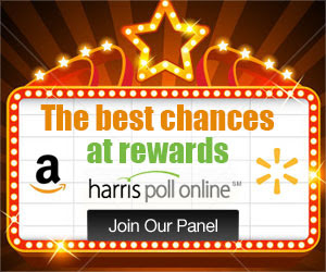 Earn Money: Become A Member of the Harris Poll Online