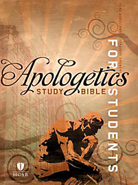 apologetics student bible