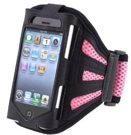 Amazon: Deluxe Armband for iPhone 4 4S only $4.40 shipped!