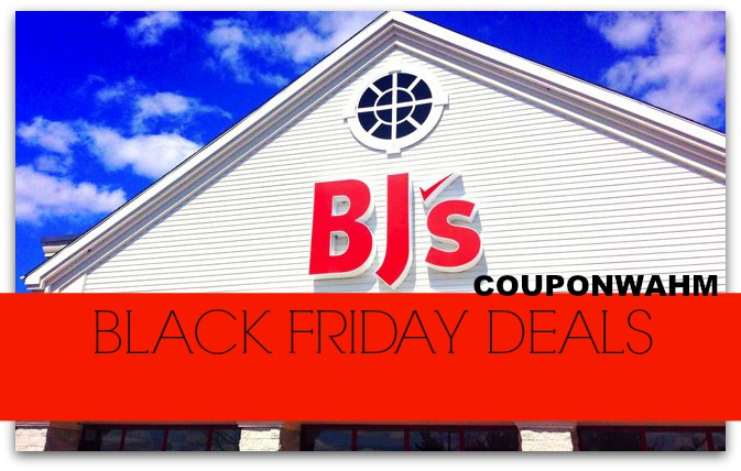 *Hott* BJ's Black Friday Deals and Hours